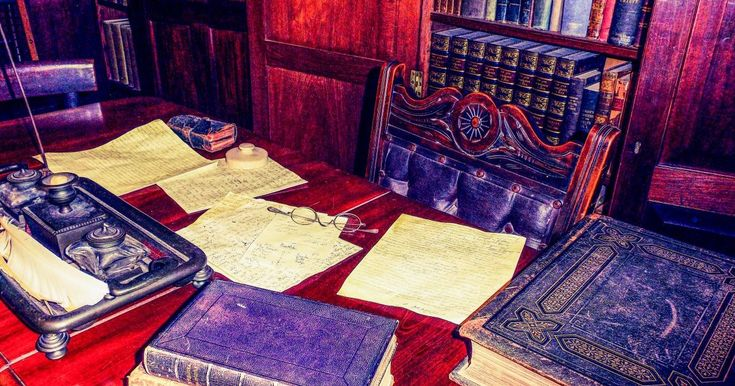 A Look Inside the Oldest Library in New Zealand