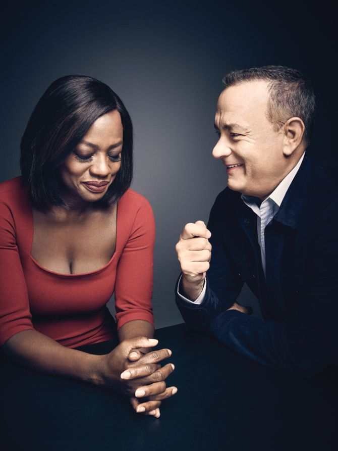 """Viola Davis and Tom Hanks sat down for a chat forVariety's""""Actors on Actors."""" For more, tune in when """"Actors on Actors"""" Season 5 debuts on PBS SoCal on Jan. 3. Tom …"""