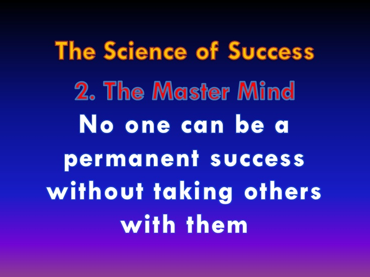 napoleon hill success through a positive mental attitude pdf