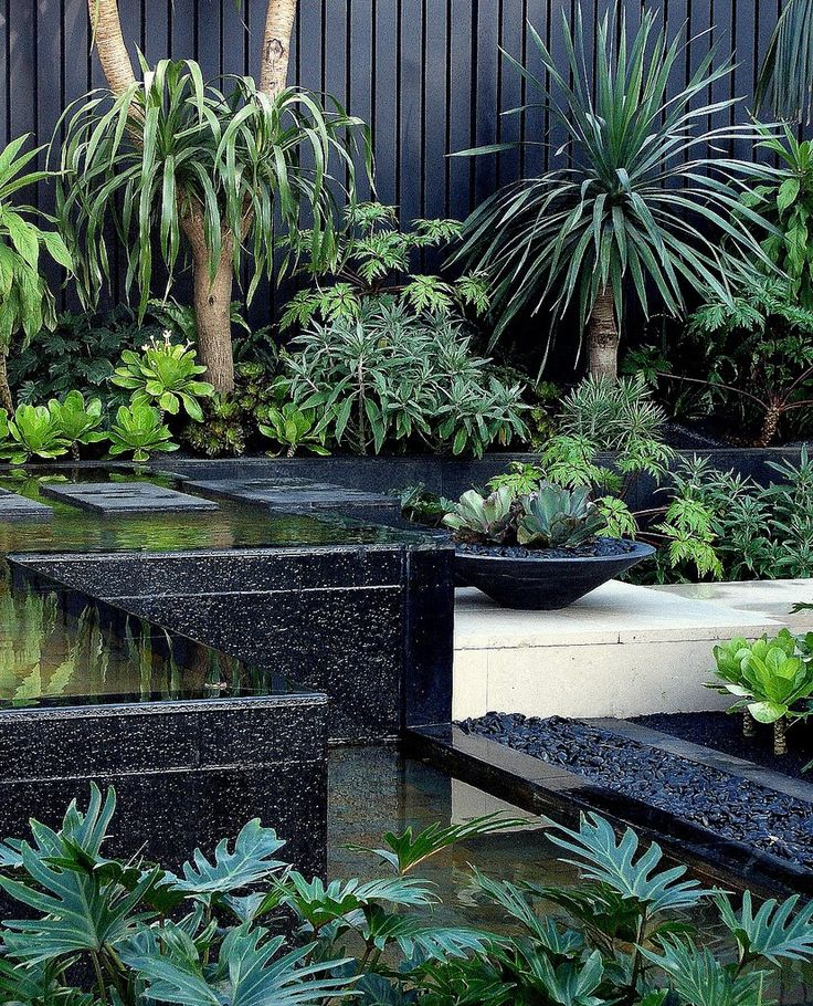 Tropical Home Garden Design Ideas: 38 Best Images About Outdoor Fishtanks On Pinterest
