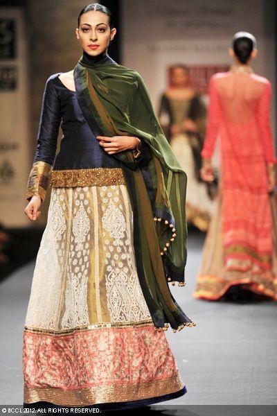 Manish Malhotra   #WIFW 2012