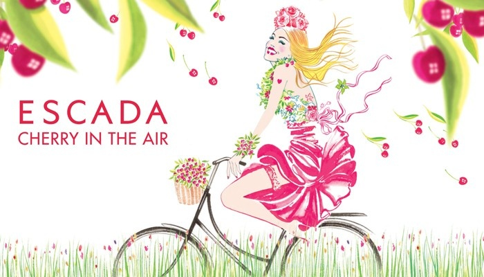 Escada: Cherry in the Air » Point-Rouge Magazin