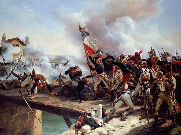 La batalla de Arcole (Antoine Jean Gros)