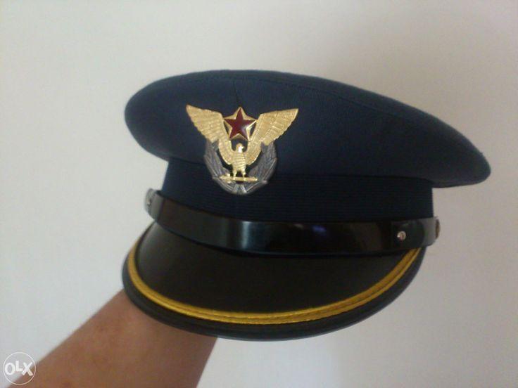 Pilotska Kapa Vazduhoplovna Sapka JNA - Kolekcionarstvo - Ostalo - Grad Mostar - OLX.ba