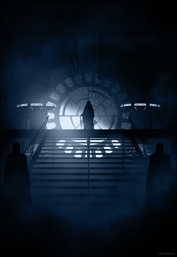 Marko Manev X Acme Archives X Bottleneck S New Official Star Wars Set Release Info Star Wars Prints Star Wars Art Star Wars Poster