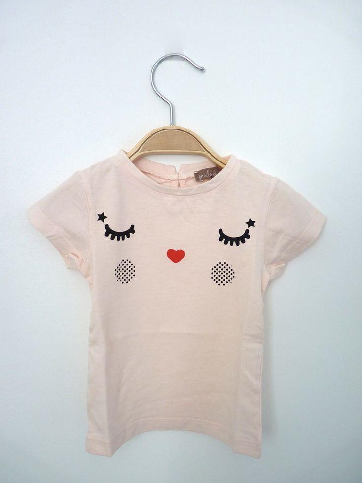 Image of Tee shirt Kawai ♥ Emile et Ida / dansunpetitvillage.com