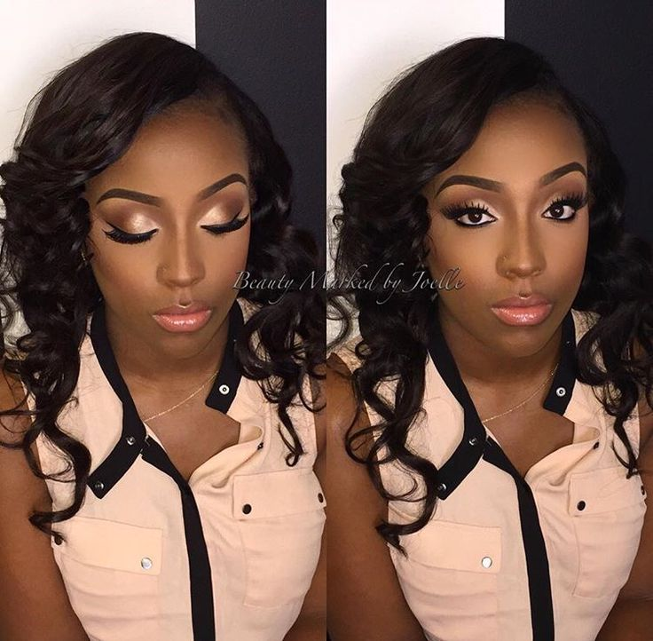 Beauty marked by Joelle. Houston MUA. African American makeup.                                                                                                                                                                                 More