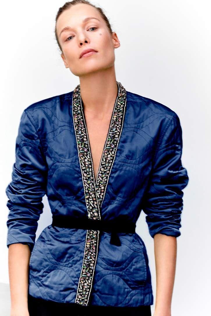mytheresa.com - Veste en coton et soie Jasia - Luxe et Mode pour femme - Vêtements, chaussures et sacs de créateurs internationaux