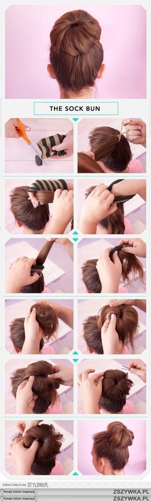 Hair and Food   Piękne włosy i zdrowe żywienie: Mnóstwo fryzur na sylwestra i nie tylko - łatwe tutoriale