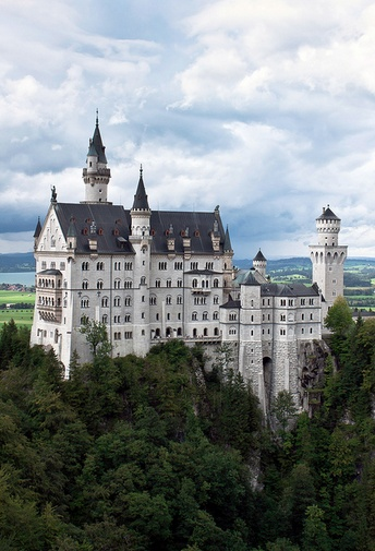 Neuschwanstein Castle Fussen, Germany