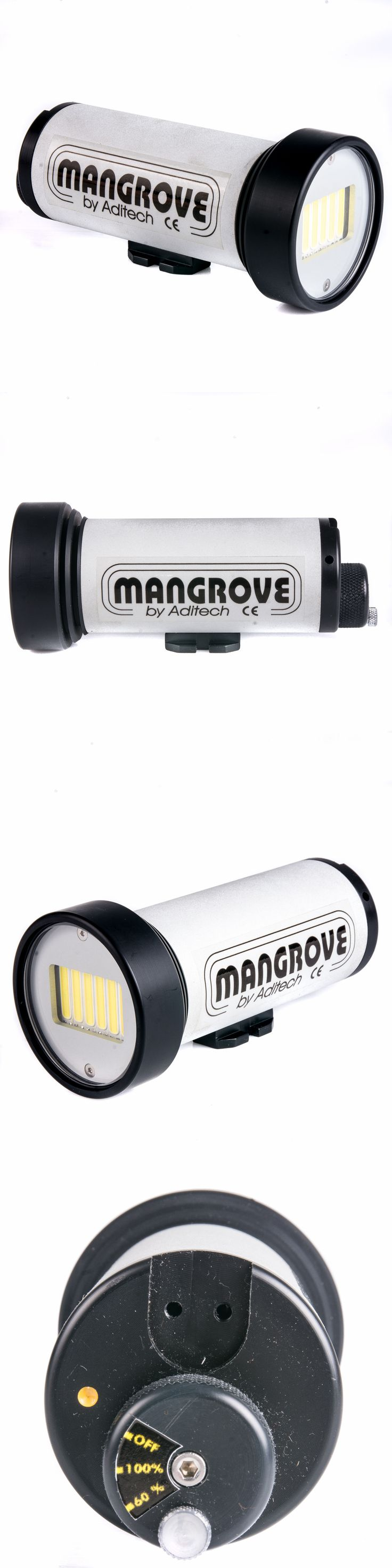 Lights 29575: Aditech Mangrove Videocompact Vc-2L6 Underwater Video Light -> BUY IT NOW ONLY: $199.95 on eBay!