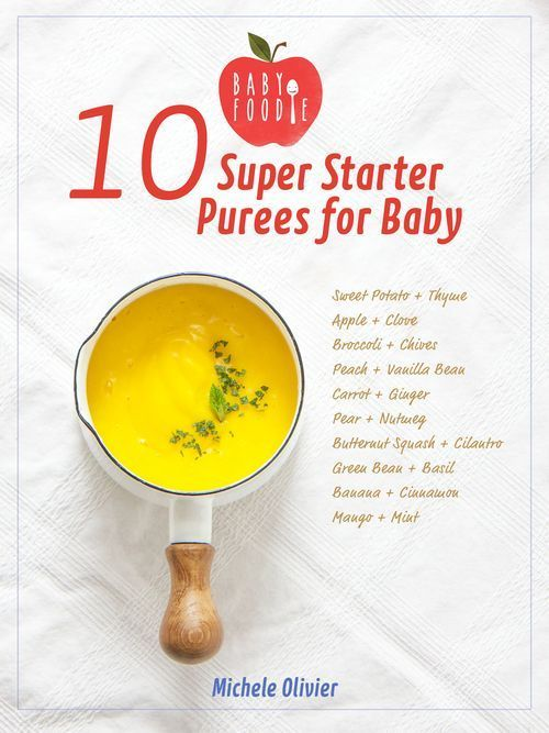Pears + Prunes + Cloves (Constipation Cure Puree) — Baby FoodE | organic baby food recipes to inspire adventurous eating #bestfoodsforconstipation