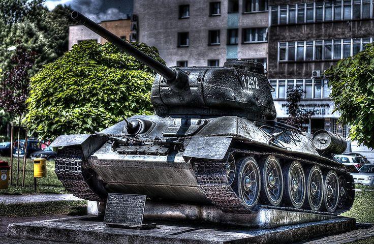 T-34 Tank