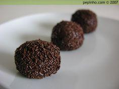 i-Recetas: Brigadeiro (de chocolate) en español