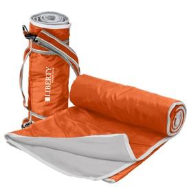 Customized Blankets: Lined Fleece Blanket: 107150 | Crestline.com