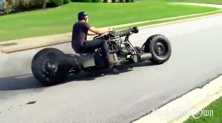 スッゲー! スチームパンク感が満点なカスタムバイク!! - LAWRENCE(ロレンス) - Motorcycle x Cars + α = Your Life.