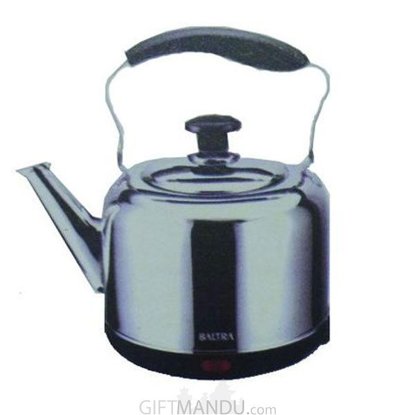 Baltra Solid Electric Whistling Kettle