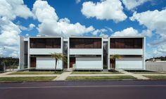Galeria de Residências em Série LT / Michel Macedo Arquitetos - 1
