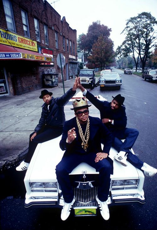 "1986 | Run-D.M.C. becomes the first rap group nominated for a Grammy; for best ""R&B Vocal Performance."""