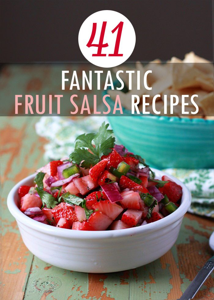 ... Salsa Recipes - strawberry salsa, watermelon salsa, mango salsa and