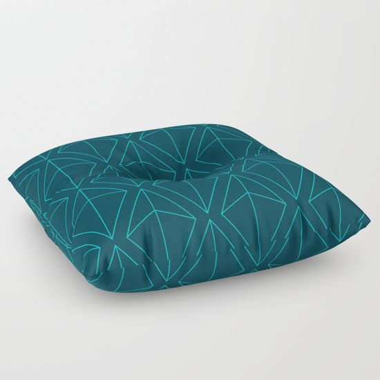 #floorpillow #graphics #legionblue #linesart #blue #grapicdesign  #geometric #pattern #designerpillow #piaschneider #society6 #homedecor. Legion Blue and larkspur Diamond Graphic Design. <br/> © 7-2017  by Pia Schneider | atelier COLOUR-VISION