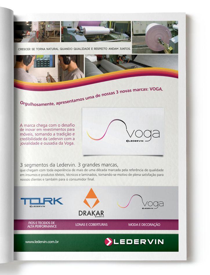 Voga / Ledervin - Anúncio