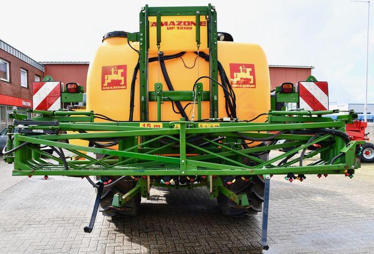 Amazone UF 1200 Pflanzenschutzspritze