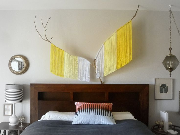 91 best Wall Hangings images on Pinterest | Contemporary art ...