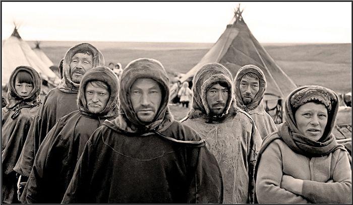 Reindeer herders, Yamal   Worldpress Photo '80