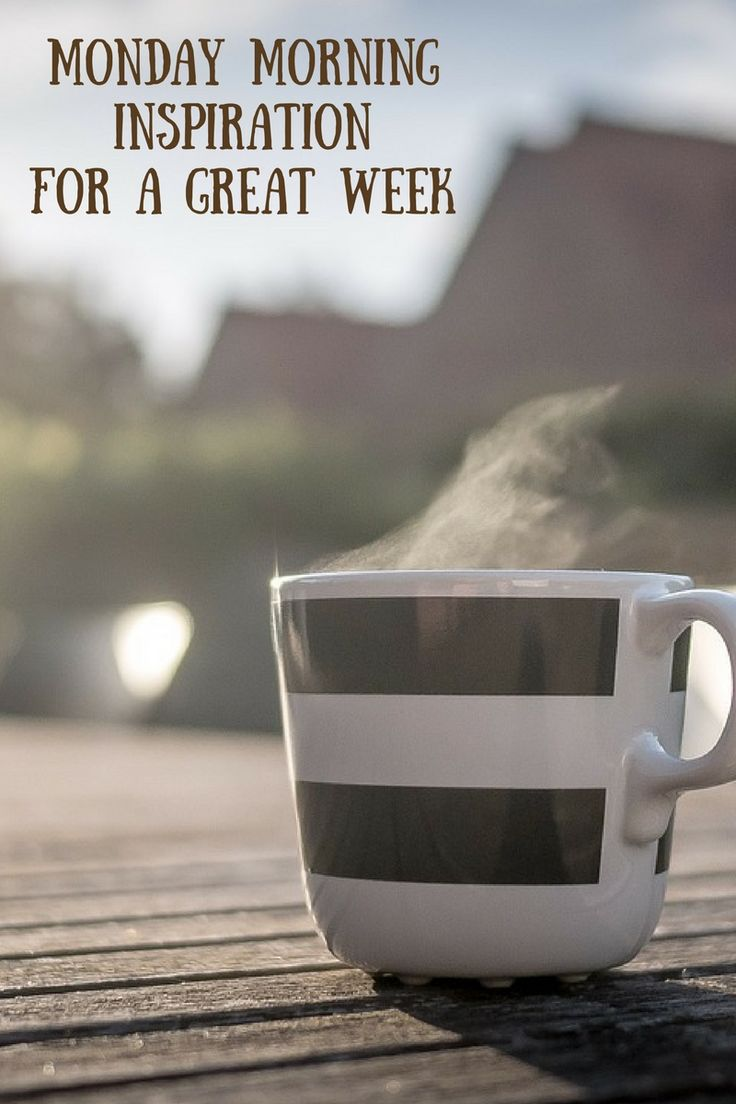 Life is too short to give at least 40 hours a week to an activity that gives you no joy or satisfaction. Here some ways to start your week on a positive note.