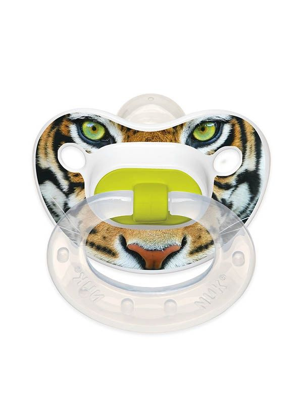Photo Real Orthodontic Pacifier | NUK #MadeintheUSA