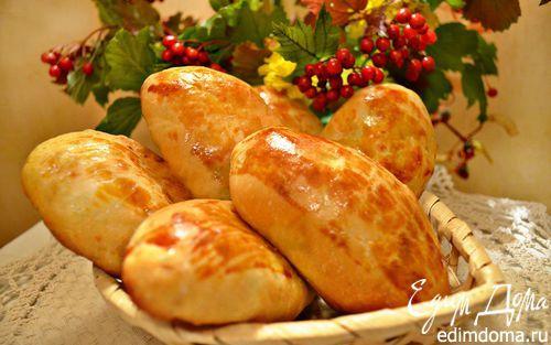 Пирожки с капустой | Кулинарные рецепты от «Едим дома!»
