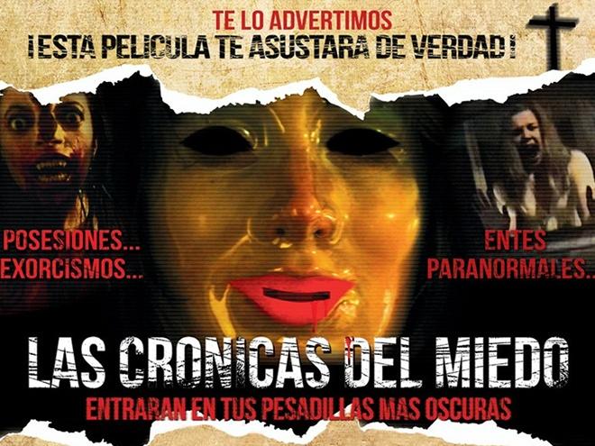 """Tráiler """"Las Crónicas del Miedo"""""""