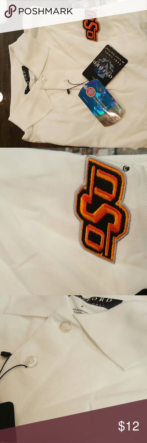 Oxford polo Oklahoma city University Oklahoma city University Oxford polo oxford Shirts Polos