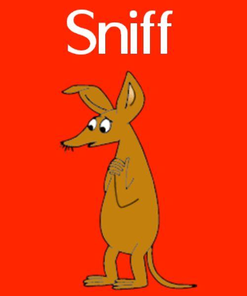 Moomin Mugs : Sniff