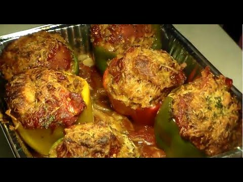The Best Stuffed Peppers Recipe: How To Make Stuffed Bell Peppers