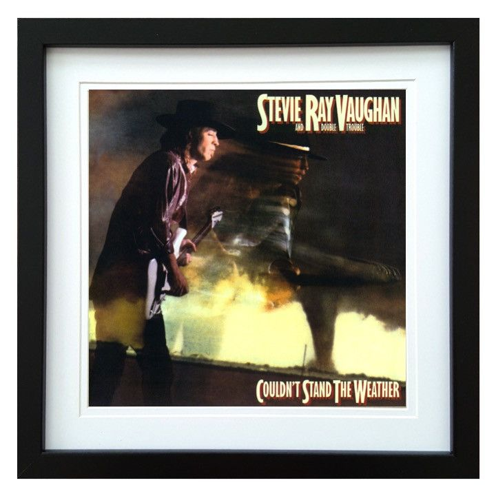 Stevie Ray Vaughan | Couldn't Stand The Weather Album | ArtRockStore