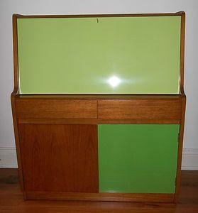 retro bureau desk 1970s 70s G Plan Formica high gloss fully restored Excellent | eBay shop upcycle-online