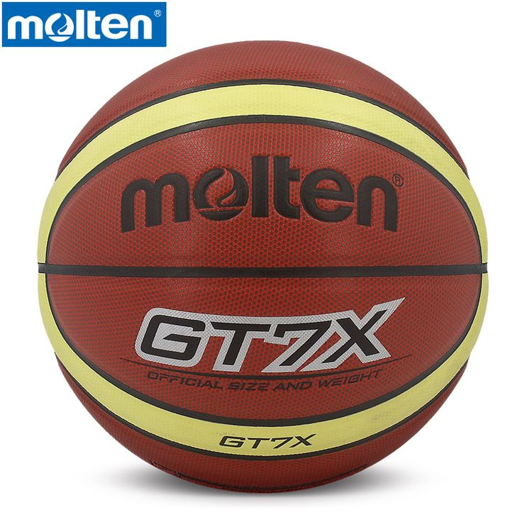 original Molten basketball ball GT7X Brand High Quality PU material Official Molten Size7 Sze6 Size5 inside and ourside ball