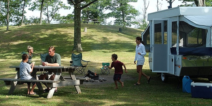 #Wisconsin is an excellent camping destination. Check out this list of great Wisconsin County Parks.