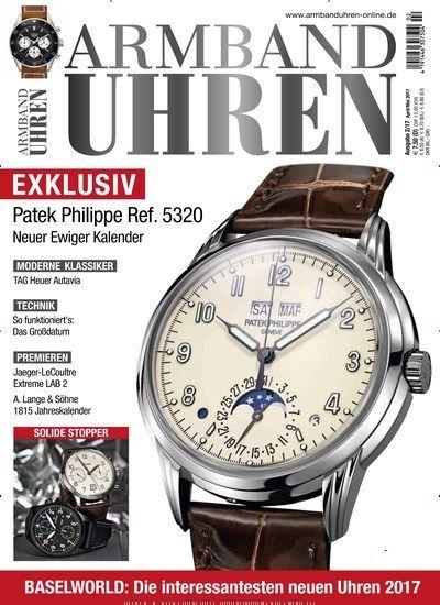 #Patek Philippe Ref. 5320 - neuer #EwigerKalender ⌚  Jetzt in #Armbanduhren:  #Uhr #BASELWORLD #INHORGENTA