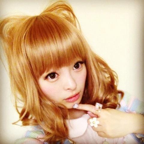 kitten hair♡ - Kyarypamyupamyu