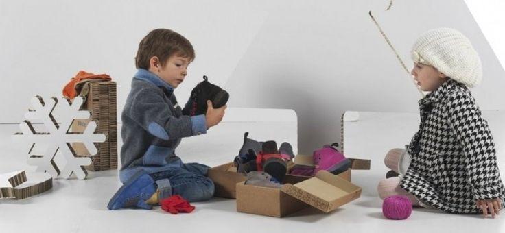 A scuola con gioia, grazie alle scarpe colorate di Panchic