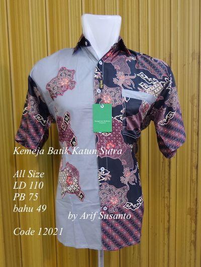 #kemeja #batik #sutra #online #pesanan #seragam #jahit terima pesanan kemeja batik halus desain Arif Susanto, harga jamin murah Rp.110.000,- #Call / Whatup +628122369878