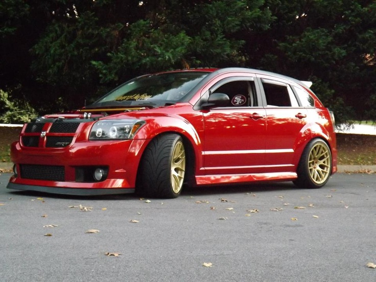 49ers 2008 Dodge Caliber SRT-4