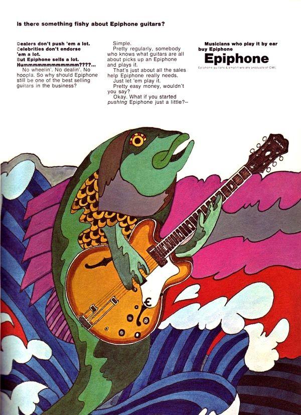 epiphone ad 1967