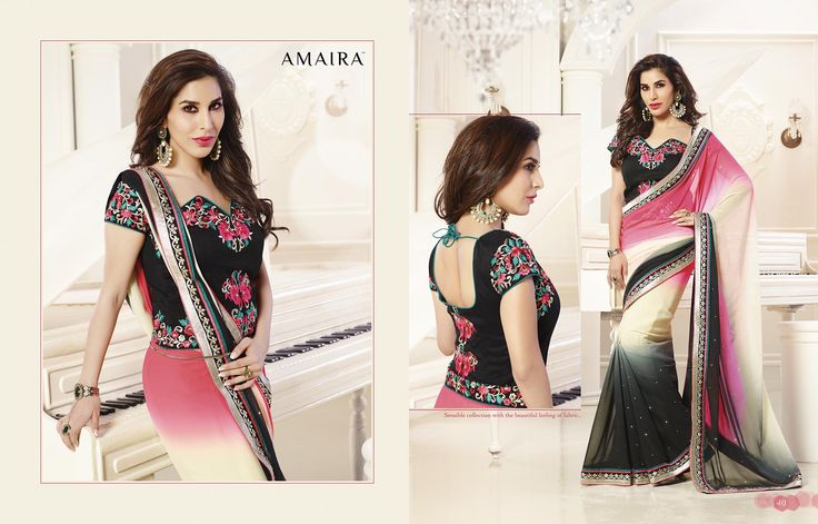 Georgette Designer Saree  Range:- INR 3649/- Shipping (India) :- Free Shipping All Over India  Shipping (Overseas) :- Worldwide Shipping Available  For Orders:- visit www.baawli.com or contact +91 9870725209  Added Facility:- Next Day delivery in Mumbai and Ahmedabad  #saree #sari #india #indiansaree #indianfashion #womenfashion #fashion #ethnic #ethnicwear #ladieswear #indianwear #indianethnicwear #shopping #onlineshopping #worldwideshipping #freeshippingforindia #baawlifashions