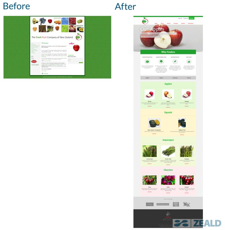 Freshco - The art and science of good #websitedesign #website #websiteredesign #webdesign #designinsperation #rethinkyourwebsite #layout #redesign #redesignideas #redesigninspiration #creative #landingpages #beforeafter #responsive #leadgeneration #ecommerce