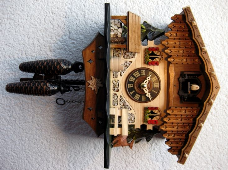 Reloj Cuco Hamburgo