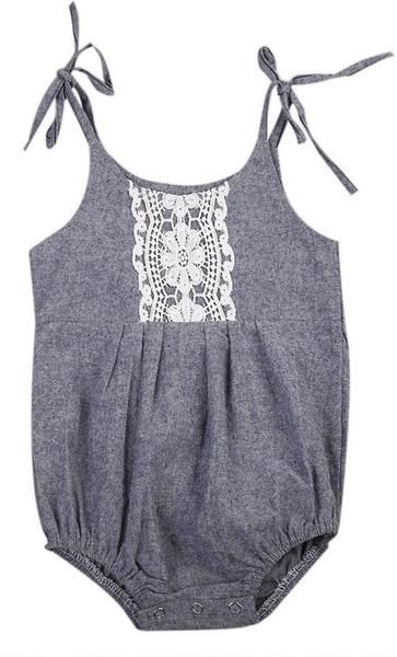 Baby Girl Summer Bodysuit Free Shipping! Please allow 2-4 weeks for delivery.